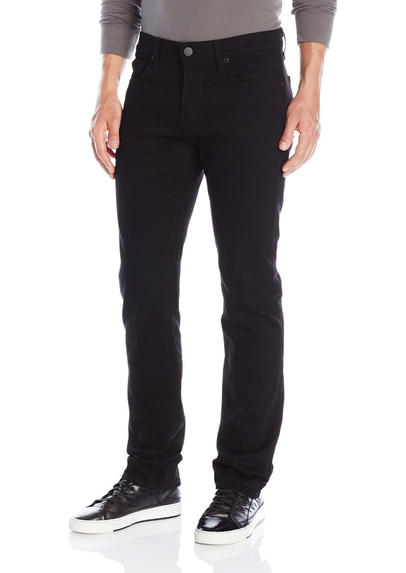 J Brand Jeans Men's Kane Straight Fit in  Black