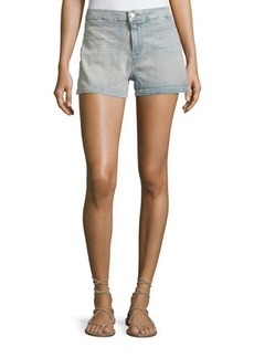 J Brand Mila Tailored Denim Shorts
