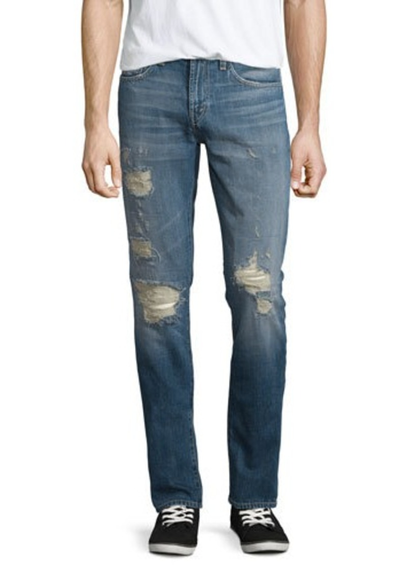 J Brand Tyler Distressed Denim Jeans
