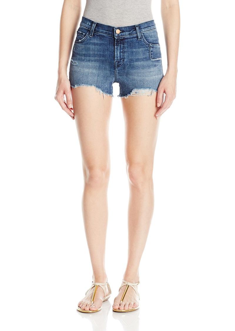 J Brand Jeans Women's 1044 Mid Rise Short in