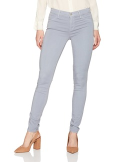 J Brand Jeans Women's 485 Mid Rise Skinny Pant yearling