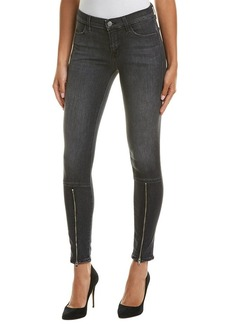 J Brand Jeans Women's 620 Mid Rise Super Skinny with Zip Jeans