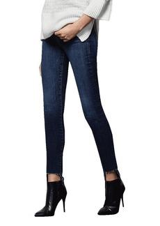 J Brand Jeans Women's 811 Mid Rise Skinny Jeans in