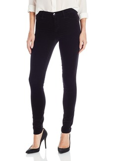 J Brand Jeans Women's 815 Mid Rise Super Skinn Jean