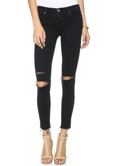 J Brand Jeans Women's 8227 Ankle Mid Rise Skinny Jean