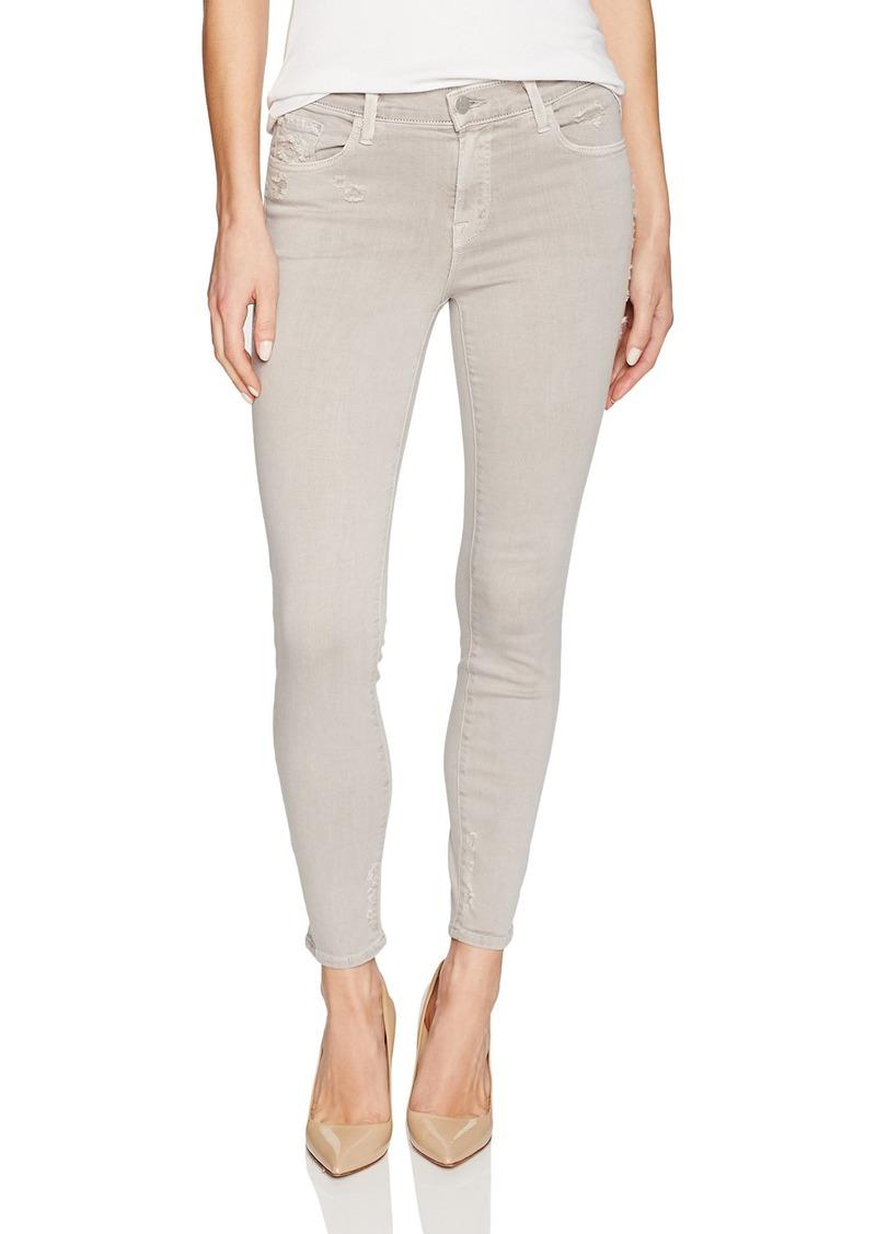 J Brand Jeans Women's 835 Mid Rise Capri Jeans