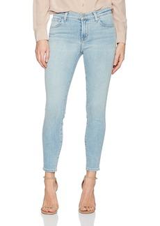 J Brand Jeans Women's 835 Mid Rise Crop Skinny in