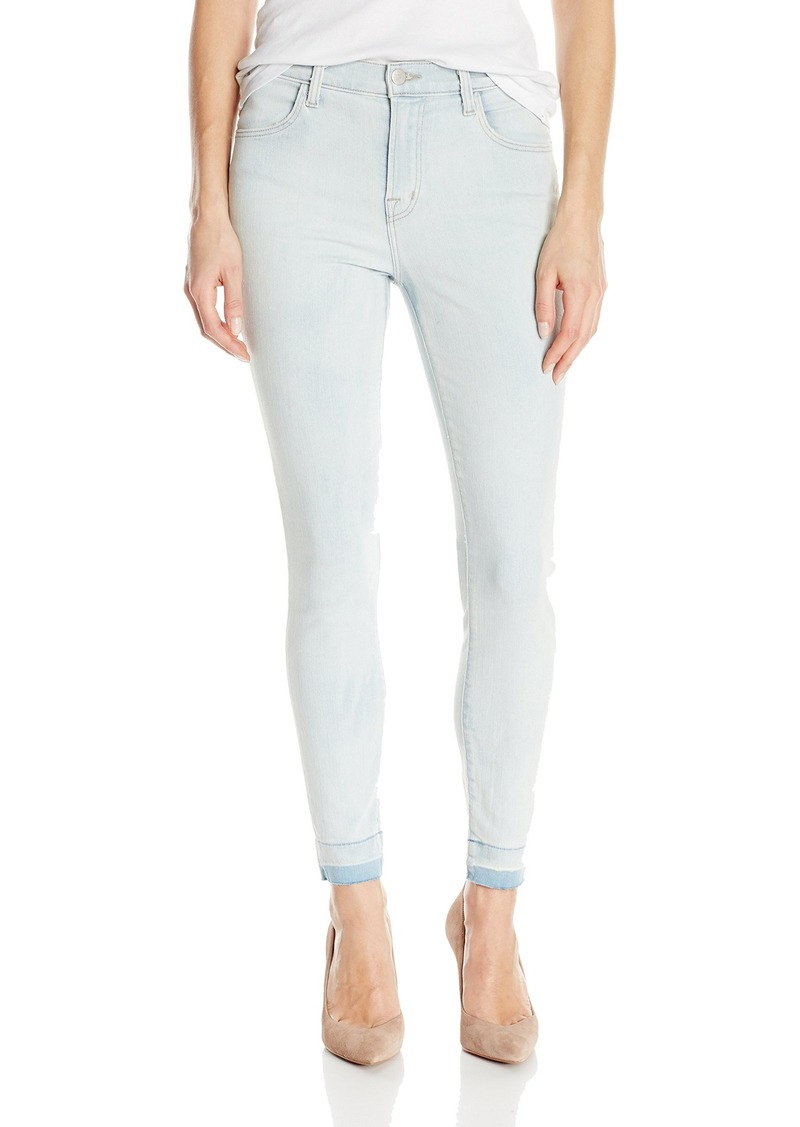 J Brand Jeans Women's Alana High Rise Crop Skinny Jean in