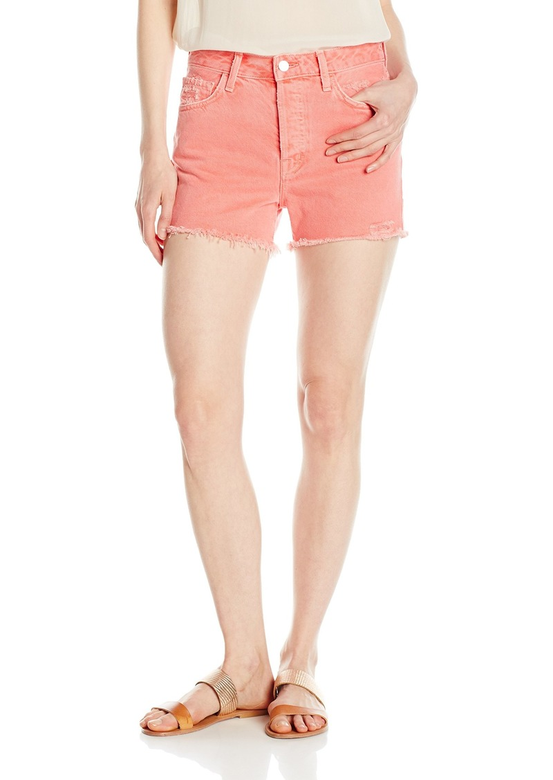 J Brand Jeans Women's Gracie High Rise Short