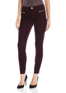 J Brand Jeans Women's Iselin Zip Skinny in Corduroy