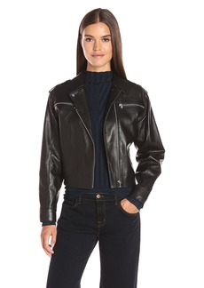 J Brand Jeans Women's Maisie Leather Jacket