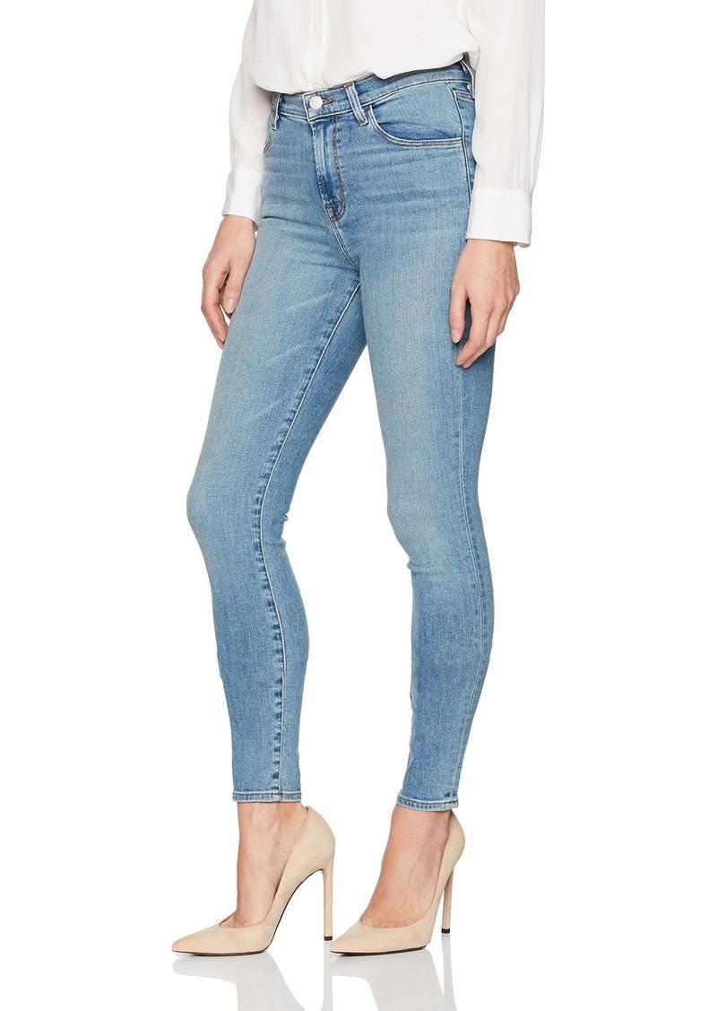 J Brand Jeans Women's Maria High Rise Skinny