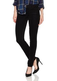 J Brand Jeans Women's Maude Mid Rise Cigarette Corduroy Pant