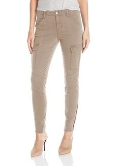 J Brand Jeans Women's Houlihan Mid Rise Cargo Jean