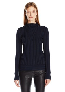 J Brand Jeans Women's Page Mock Neck Sweater