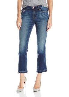 J Brand Jeans Women's Selena Mid Rise Bootcut Crop Jean