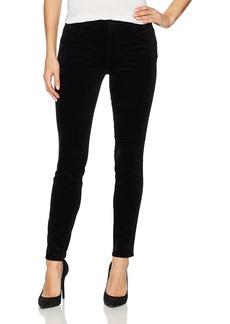 J Brand Jeans Women's Zion Mid Rise Skinny Velvet Pant in