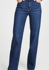 J Brand Joan High Rise Wide Leg Jeans