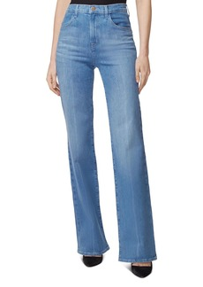J Brand Joan High-Rise Wide-Leg Jeans in Alto