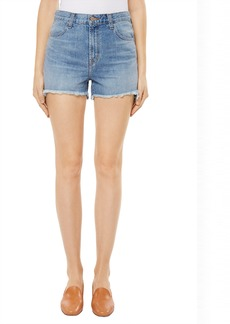 J Brand Joan High Waist Cutoff Shorts (Hydra)