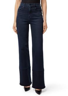 J Brand Joan High Waist Wide Leg Jeans (Spark)