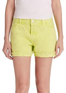 Joanie Rolled Boyfriend Shorts