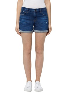 J Brand Johnny Denim Shorts (Doubletake)
