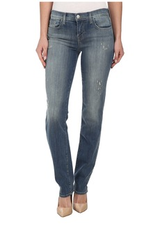 J Brand Jude Slim Straight in Mesmerize