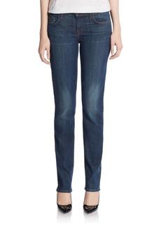 J BRAND Jude Slim Straight-Leg Jeans