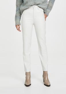 J Brand Jules High Rise Straight Pants