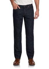 J BRAND Kane Slim Fit Faded Jeans