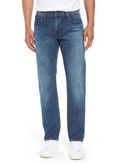 J Brand Kane Slim Straight Leg Jeans (Barva)