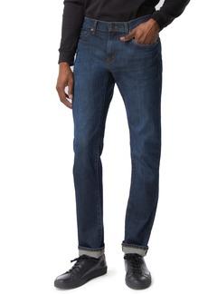 J Brand Kane Slim Straight Leg Jeans (Zylon)
