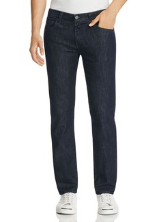 J Brand Kane Slim Straight Fit Jeans in Hirsch
