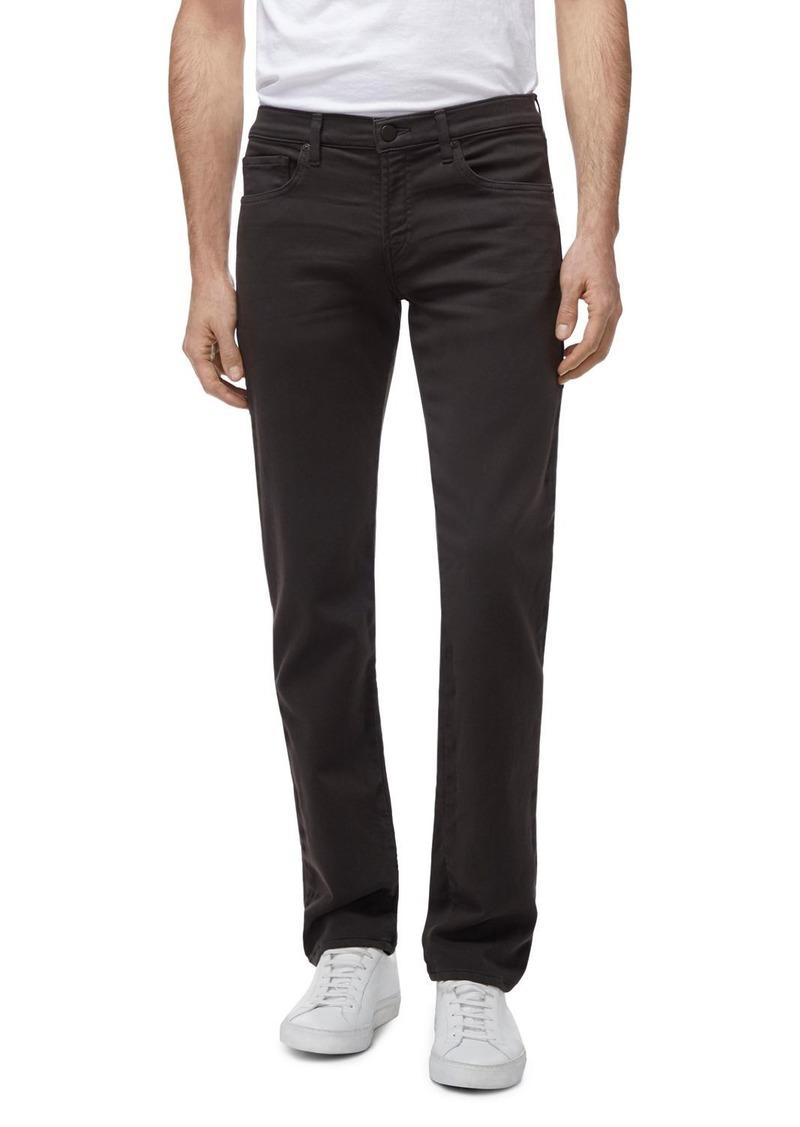 J Brand Kane Slim Straight Fit Jeans in Keckley Fragmina