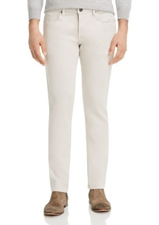 J Brand Kane Slim Straight Fit Jeans in Keckley Strah