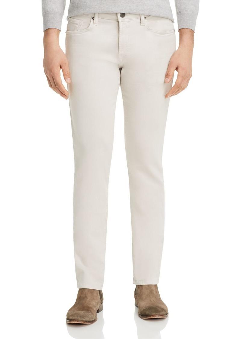 J Brand Kane Slim Straight Fit Jeans in Keckley Strah