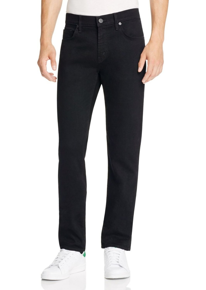 J Brand Kane Slim Straight Fit Jeans in Trivor