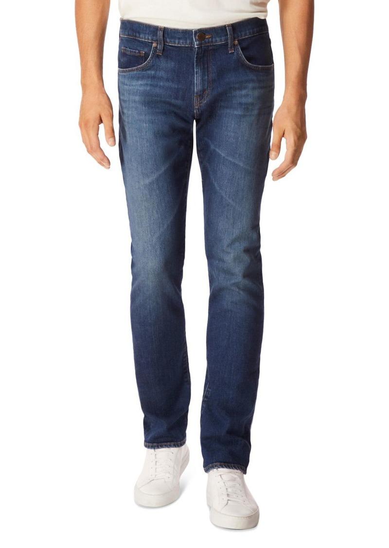 J Brand Kane Slim Straight Fit Jeans in Vorago