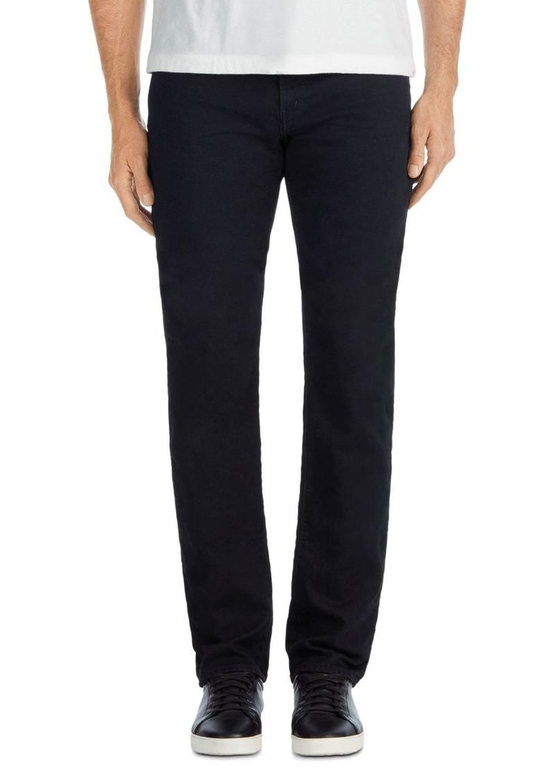 J Brand Kane Slim Straight Fit Jeans in Winton