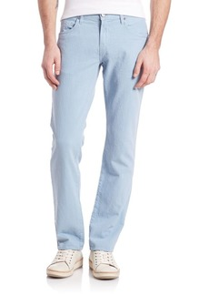 J Brand Kane Straight Fit Pants