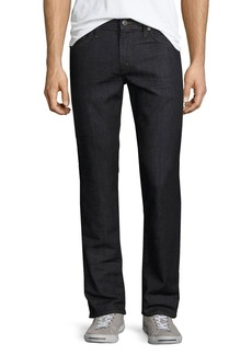 J Brand Men's Kane Straight-Leg Pima Cotton-Blend Jeans