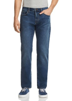 J Brand Kane Straight Slim Fit Jeans in Bankso