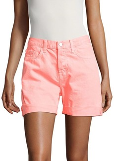 J Brand Kennedy Cotton Denim Shorts