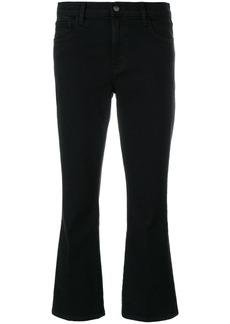 J Brand kick flare jeans - Black