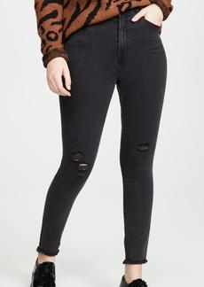J Brand Leenah High Rise Ankle Skinny Jeans