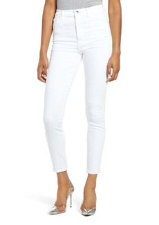 J Brand Leenah Super High Waist Ankle Skinny Jeans (Analog)