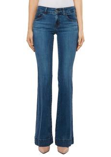 J Brand Love Story Flare Jeans (Lovesick)