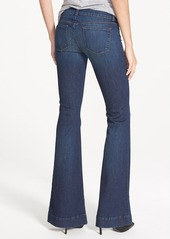 J Brand 'Love Story' Flare Jeans (Trouble) (Nordstrom Exclusive)