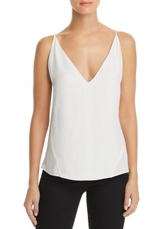 J Brand Lucy Silk Camisole Top